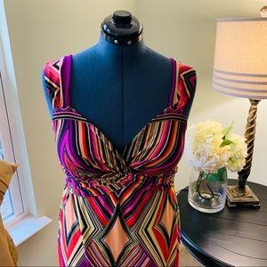 Olivia Matthews Dresses - Olivia Mathews Maxi Dress Size L